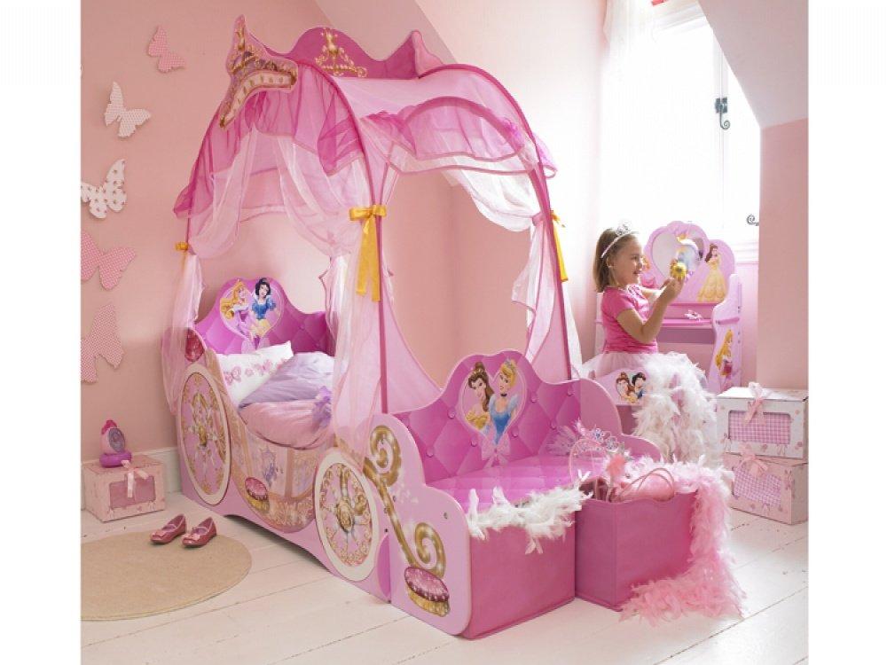Højmoderne Prinsessesenger I disneysenger I køyesenger I loftseng I Drømmerom FH-24