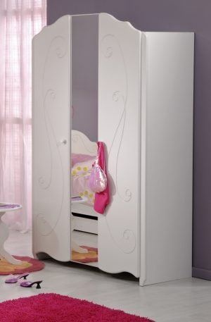 garderobeskap for barn
