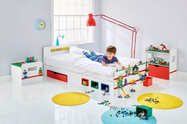 barneseng lego kompatibel