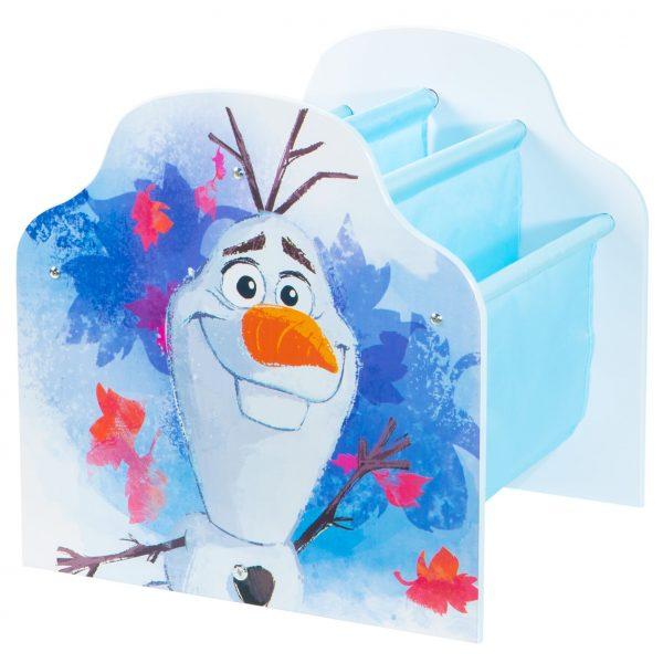 Frozen 2 bokhylle