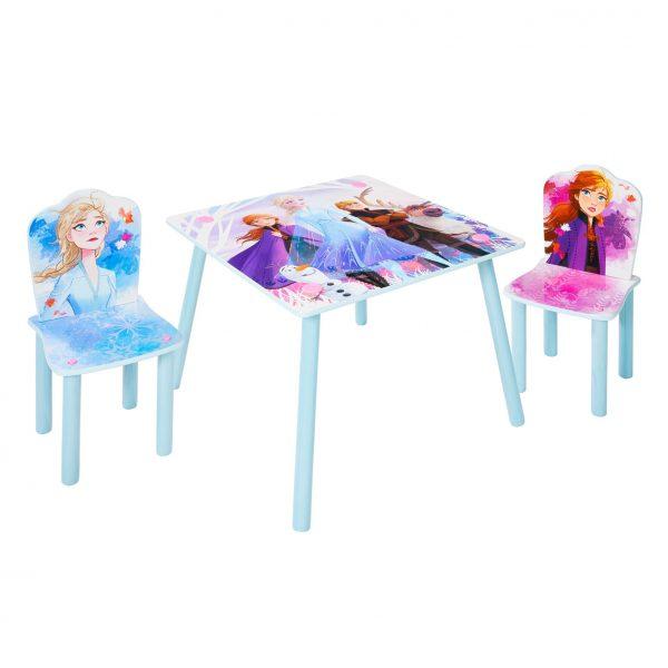 Frozen 2 bord og stoler