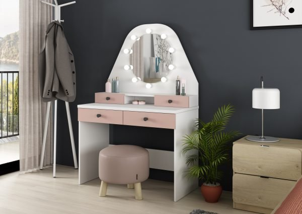 trasman vanity table