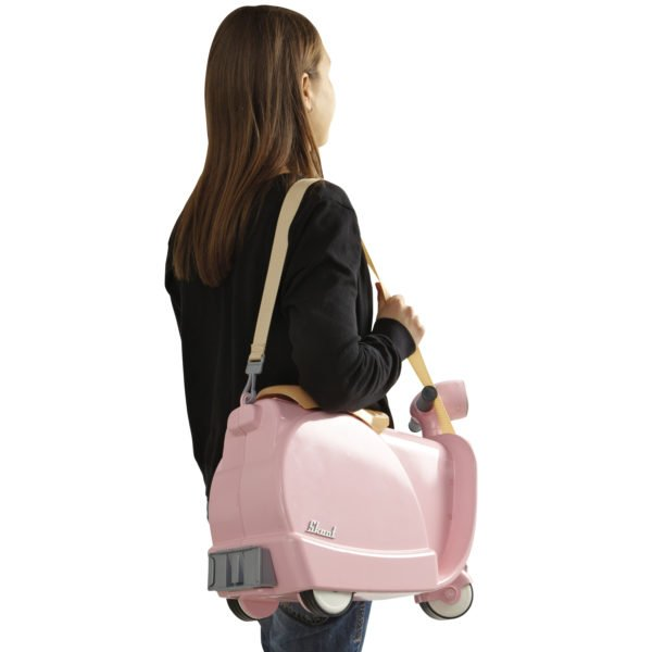 reiskoffert barn